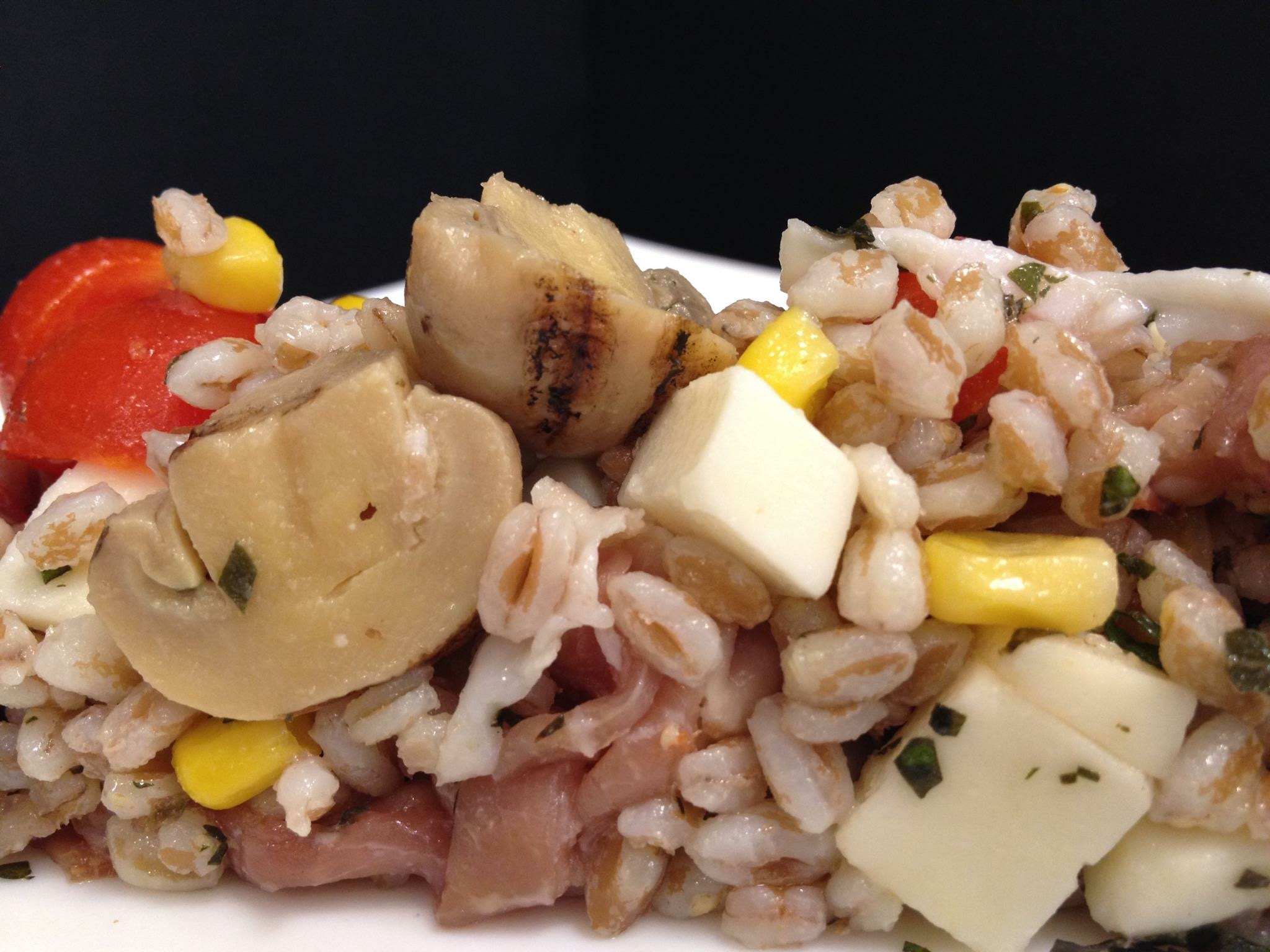insalata di farro_gastronomia_da_claudio